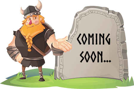 CasinoViking Coming Soon