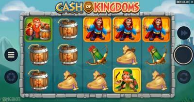 cash of kingdoms slot review