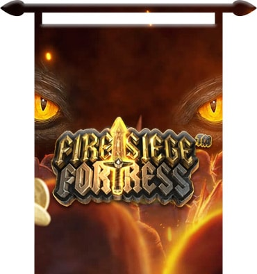 netent fire siege fortress bonus