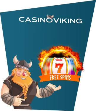 casinoviking free spins in the UK 2021
