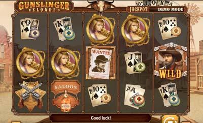 gunslinger reloaded game review