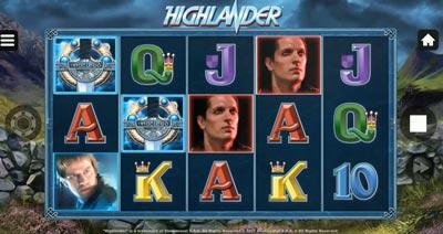 highlander video slot review