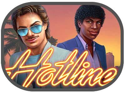 hotline review netent slot