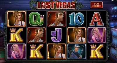 lost vegas microgaming review