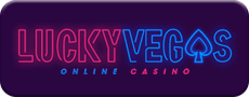 luckyvegas logo uk