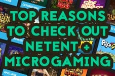 top reasons to try netent microgaming