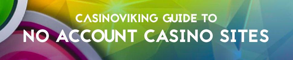 no account casino sites no registration