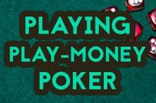 play money poker guide