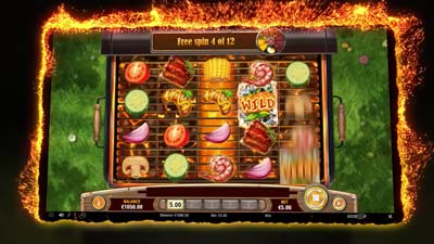 sizzling spins play n go