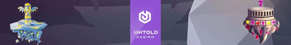 untold casino free spins
