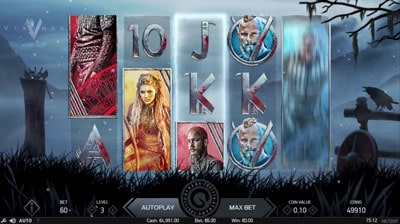 vikings video slot netent review
