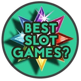 what are the best slot games